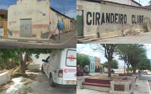 VÍDEO: ABANDONO E DESCASO: Patos TV mostra a situação dos prédios públicos do município de Cacimba de Areia