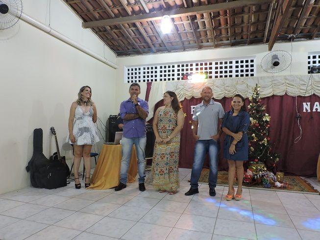 Secretaria de Saúde e NASF Oferecem Jantar aos Mineradores da Serra do Poção