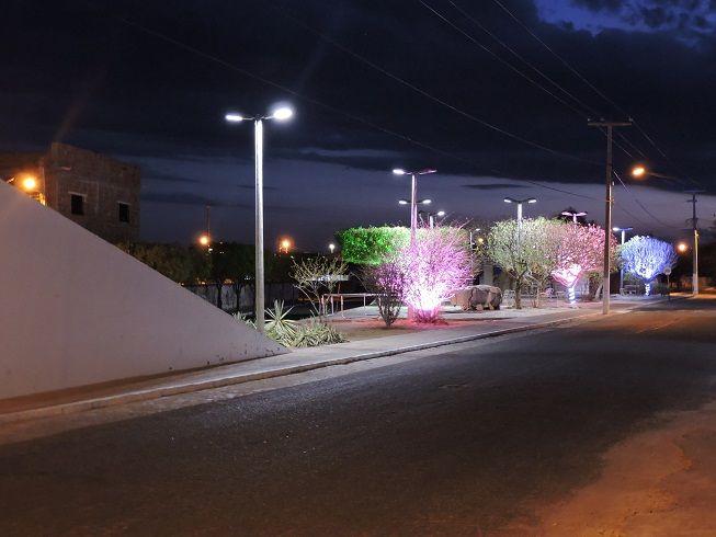 Prefeitura Faz Decoração Natalina da Cidade
