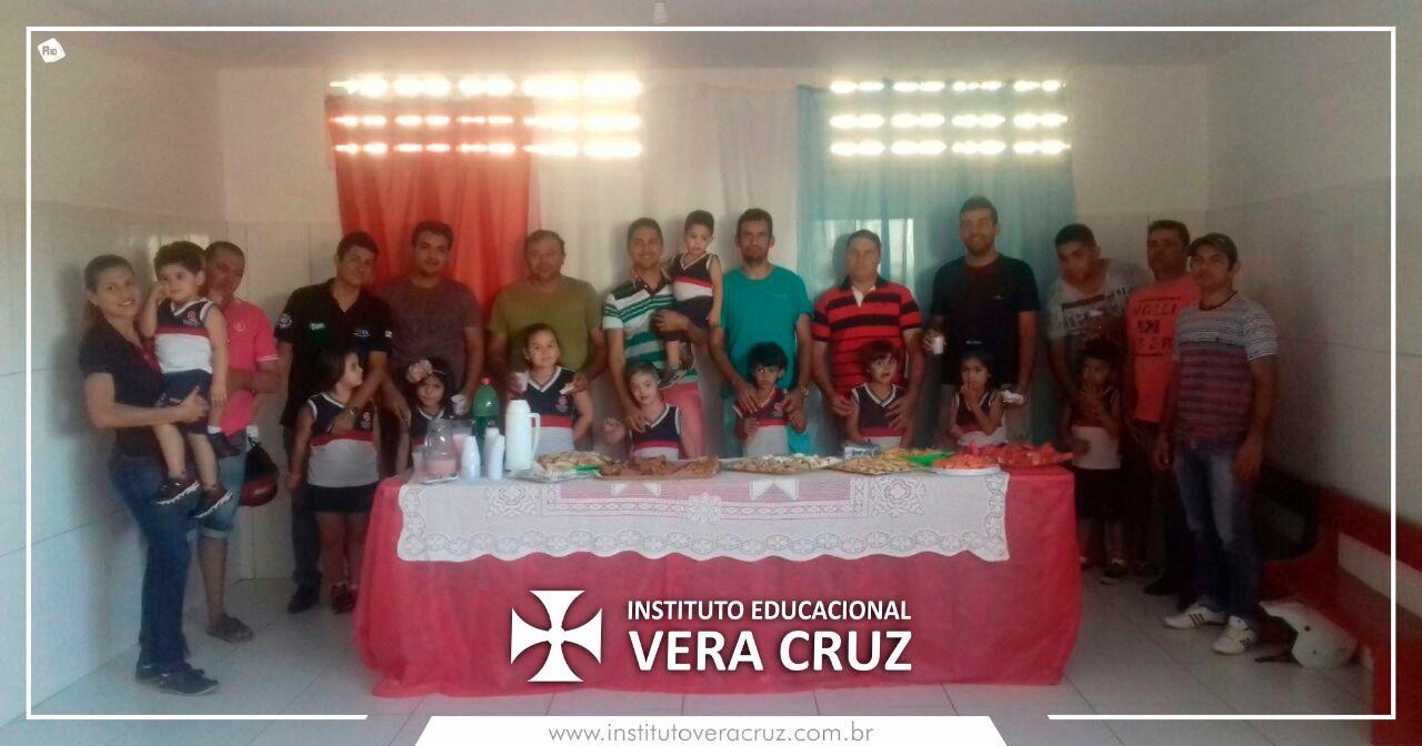 Instituto Educacional Vera Cruz promove Café da Manhã e Chá da Tarde para os pais Vera Cruz