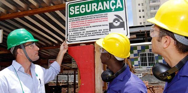 Curso Técnico em Segurança do Trabalho - A importância do profissional em um mercado cada vez mais exigente