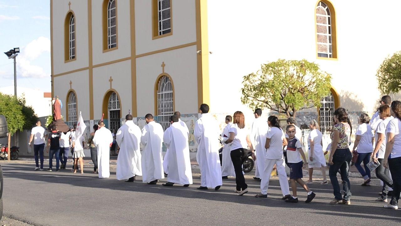 Patrono: Vera Cruz celebra o dia de São José
