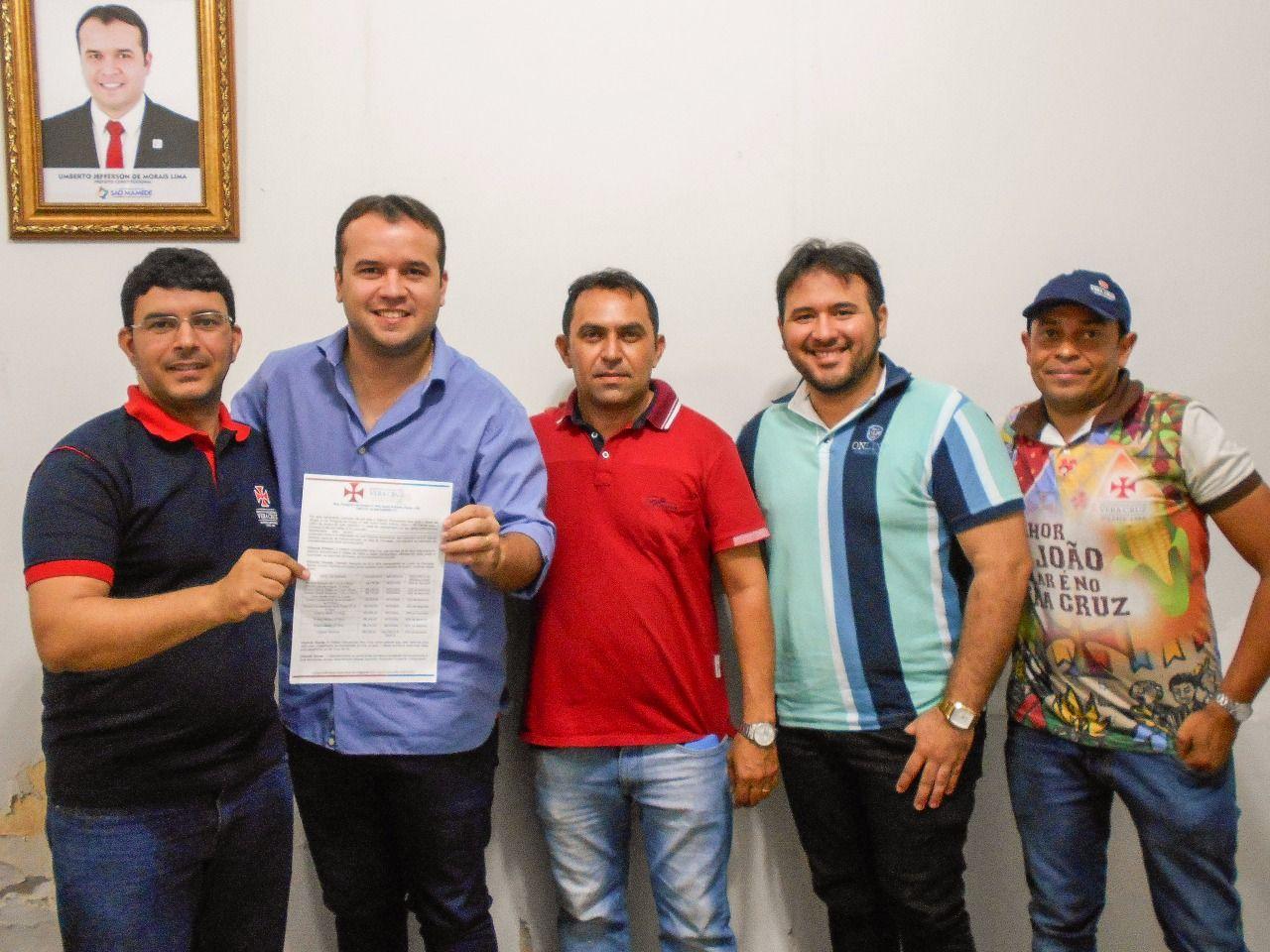 Em São Mamede: Instituto Educacional Vera Cruz fecha parceira com a prefeitura e vai oferecer descontos para os funcionários públicos