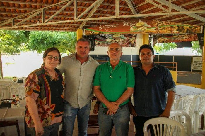 Vereador Goia comenta visita de Julian Lemos a Patos;escute;