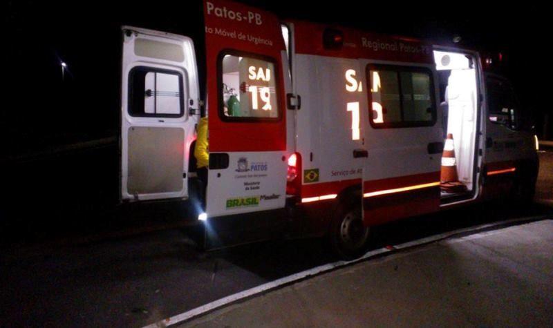 Jovem da cidade de Patos é vítima de mais um acidente no contorno ...