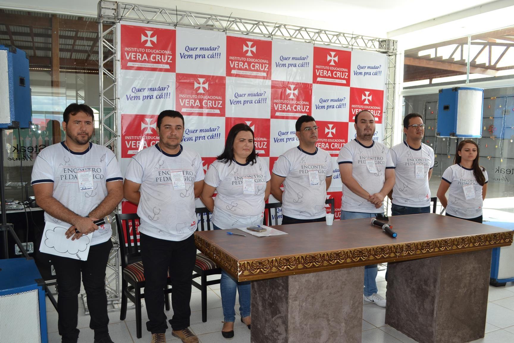 Vera Cruz realiza Encontro Pedagógico para 2018